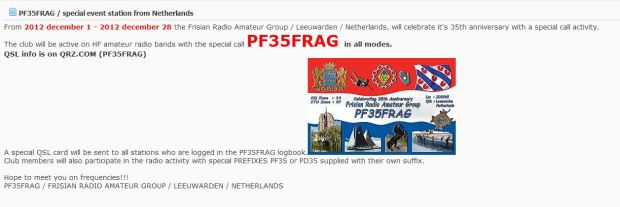 Speciaal PF35FRAG